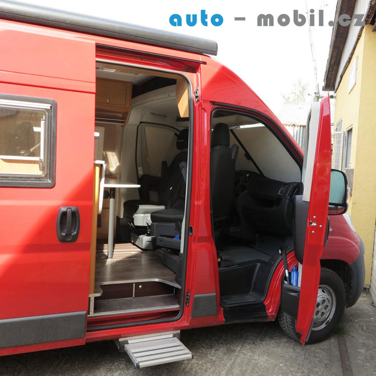 fiat ducato l3h2 transport obytn vestavby do dod vek. Black Bedroom Furniture Sets. Home Design Ideas